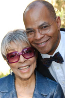 Ruby Dee and Guy Davis