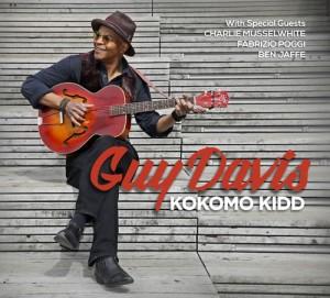 Guy Davis - Kokomo Kidd
